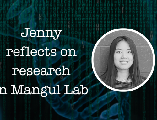 Jenny Wu: What I've Learned in the Mangul Lab